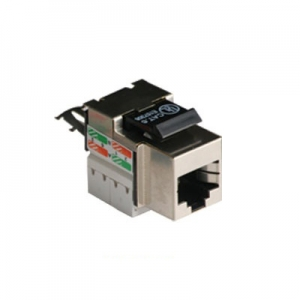 LINK SHIELD CAT 5E RJ 45 Modular JACK, half shield