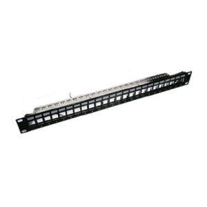 LINK SHIELD PATCH PANEL 24 PORT, Unload, 1U