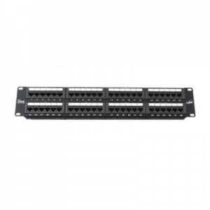 LINK CAT6 HD Patch Panel 48 Ports (1U)