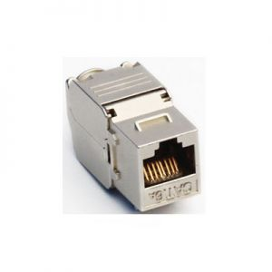 LINK SHIELD CAT 6A RJ45 Modular JACK,Full Shield