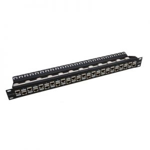 LINK Shield CAT6A PATCH PANEL 24 PORT,Full Shield
