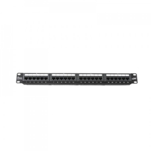 AMP 1479154-2 CAT 5E PATCH PANEL 24 PORT (1U)