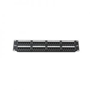 AMP 1479155-2 CAT 5E PATCH PANEL 48 PORT (1U)