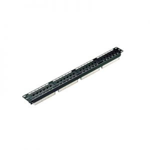 AMP 1375014-2 CAT 6 PATCH PANEL 24 PORT